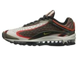 Nike Men's Air Max Deluxe 2018 Sequoia Running Shoes Olive A