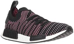 adidas Originals Men's NMD_R1 STLT PK Running Shoe, Black/Gr
