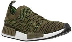 adidas Originals Men's NMD_R1 STLT PK Running Shoe, Trace Ol