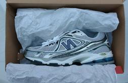 NWB Men's New Balance 1064 White/Silver/Blue Running Shoes M
