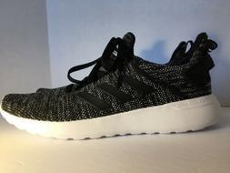 NWOB adidas Men's Lite Racer BYD Running Shoes Black Size 9