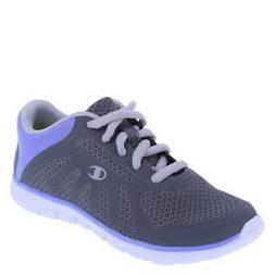 NWT-Girls Champion Gusto Purple Memory Foam Athletic Running