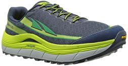 Altra Men's Olympus 2-M, Blue Iris/Lime, 8.5 M US