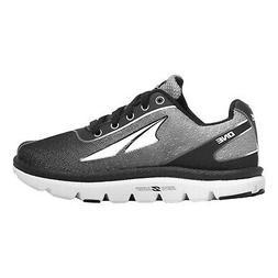 Altra Kids One Jr Running Shoe, Color: Black, Size: 4