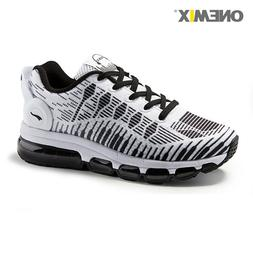 Onemix Men's Casual Running Shoes Cushion  Sneakers Outdoor