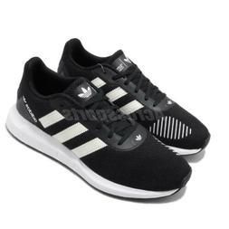 adidas Originals Swift Run RF Black White Men Running Shoes