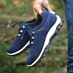 Outdoor Shoes Men Waterproof Casual Running Sports  Hiking L