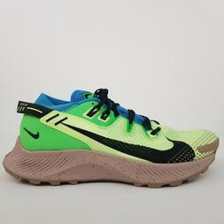 Nike Pegasus Trail 2 Lime Green Volt Black Blue CK4305-700 M