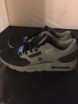 Champion Performance Concur Accord Gray & Black Men's Shoes