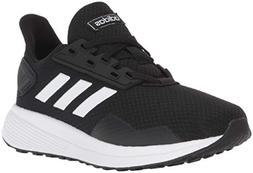 adidas Performance Unisex-Kids Duramo 9 Running Shoe, Black/