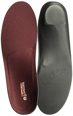 Powerstep Pinnacle Maxx Full Length Orthotic Shoe Insoles ,M