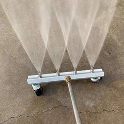 Mingle Pressure Washer Undercarriage Cleaner Under Car Wash