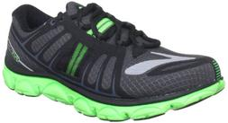 Brooks Mens PureFlow 2 Running Shoes Color: Anthrcte/GrnGeck