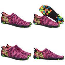 Quick Dry AQUA Water Shoes Running Gym Barefoot Swim For Men