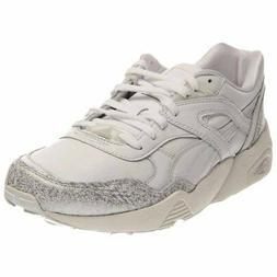 Puma R698 3M Snow Pack Running Shoes - White - Mens