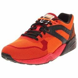 Puma R698 Knit Mesh Splatter  Casual Running  Shoes - Red -