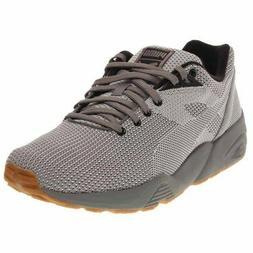 Puma R698 Knit Mesh V2 Running Shoes - Grey - Mens