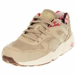 Puma R698L Tropicalia Running Shoes - Tan - Mens