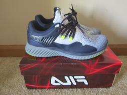 Fila Rapidflash 3 Boys Running Shoes Elastic -Big Kids SIZE