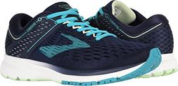 Brooks Women's Ravenna 9 Navy/Blue/Green 7.5 B US