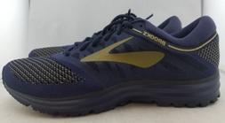 Brooks Revel Navy/Gold Running Shoes Men's US Sample 9