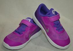 Nike Revolution 3  Hyper Violet Girl's Toddler Running Shoes