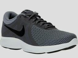 Nike Revolution 4 men shoes Size 9.5 running dark grey/black