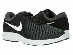 Nike Revolution 4 Running Shoes Black White Anthracite 90898