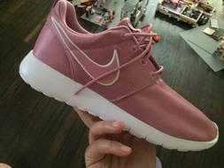 Nike Roshe One Big Girl Running Shoes Pink 599729-618 US 4Y