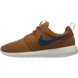NIKE Mens Roshe One Desert Ochre/Blue Force-Sail 511881-700