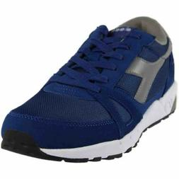 Diadora Run 90 Running Shoes - Blue - Mens