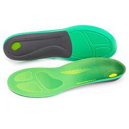 Superfeet RUN Comfort Insoles Carbon Fiber Running Shoe Orth