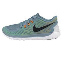 Boy's Nike 'Free 5.0' Running Shoe, Size 3.5 M - Grey