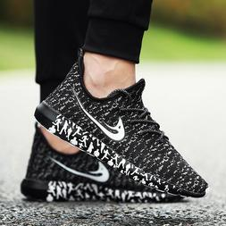 Running Shoes Lightweight Sneakers for Men Cross Training At