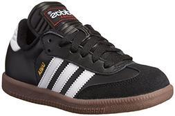 samba classic leather soccer