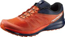 Salomon Sense Pro 2 Mens Sz 13  Ortholite Athletic Trail Ru