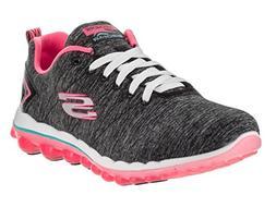 Skechers Skech Air 2.0 Sweet Life Women's Sneakers Black/Hot