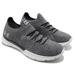 Under Armour Slingwrap Phase Black Grey Women Running Shoes
