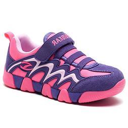 BODATU Boy's Girl's Sneakers Comfortable Running Shoes Fushi
