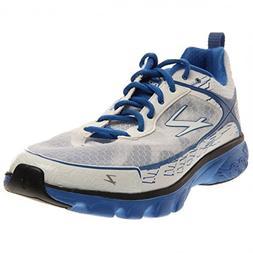 Zoot Men's Solana Running Shoe,White/Zoot Blue/Black,12 M US