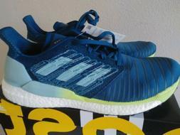 ADIDAS Solar Boost Running Shoes Legend Marine Blue B96286 M