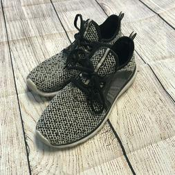 speed knit women s lace up sneakers
