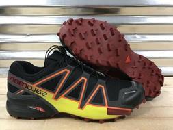 Salomon Speedcross 4 CS ClimaShield Trail Running Shoes Blac