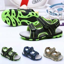 Summer Children Kids Shoes Boys Beach Running Sport Sandals