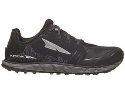 "Altra Superior 4.0 ""Zero Drop"" Trail Running Shoes - Size 9."
