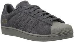 adidas Originals Men's Superstar Running Shoe, Grey Five Uti