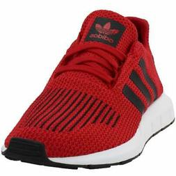 adidas Swift Run   Casual Running  Shoes - Red - Boys