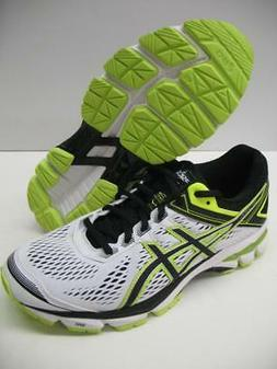 Asics T5A2N GT-1000 4 Running Training Shoes Sneakers White