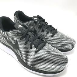 Nike Tanjun Racer Men's Running Shoes Black / Black- White 9