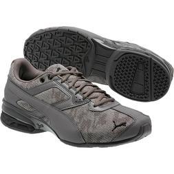 PUMA Tazon 6 Camo Mesh Sneakers Men Shoe Running GREY Sizes